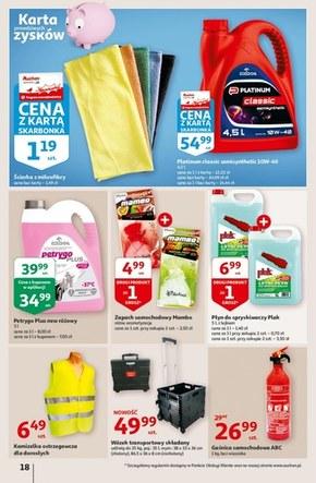 Wielka wyprzedaż w Auchan!