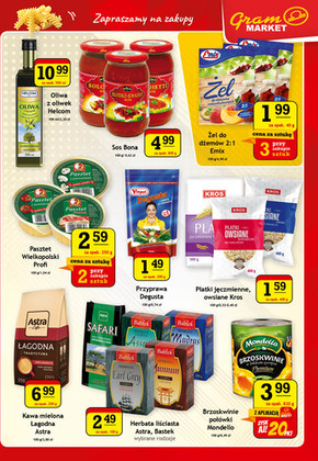 Świeże produkty w Gram Market