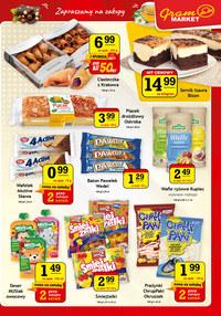 Gazetka promocyjna Gram Market - Świeże produkty w Gram Market
