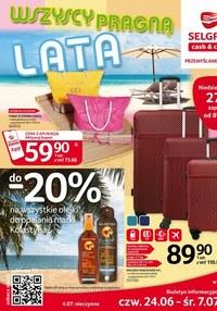 Gazetka promocyjna Selgros Cash&Carry - Selgros - katalog urlop - ważna do 07-07-2021