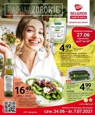 Selgros - katalog pasja i zdrowie