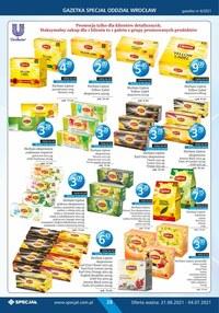 Gazetka promocyjna Specjał - Specjał - nowa oferta handlowa