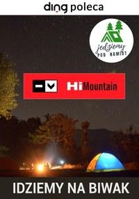 Gazetka promocyjna Hi Mountain - Zacznij wakacje z Hi Mountain - ważna do 18-07-2021