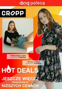 Gazetka promocyjna Cropp Town - Cropp - więcej produktów w niższych cenach - ważna do 06-07-2021