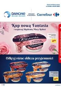 Gazetka promocyjna Carrefour - Carrefour - oferta handlowa - ważna do 03-07-2021