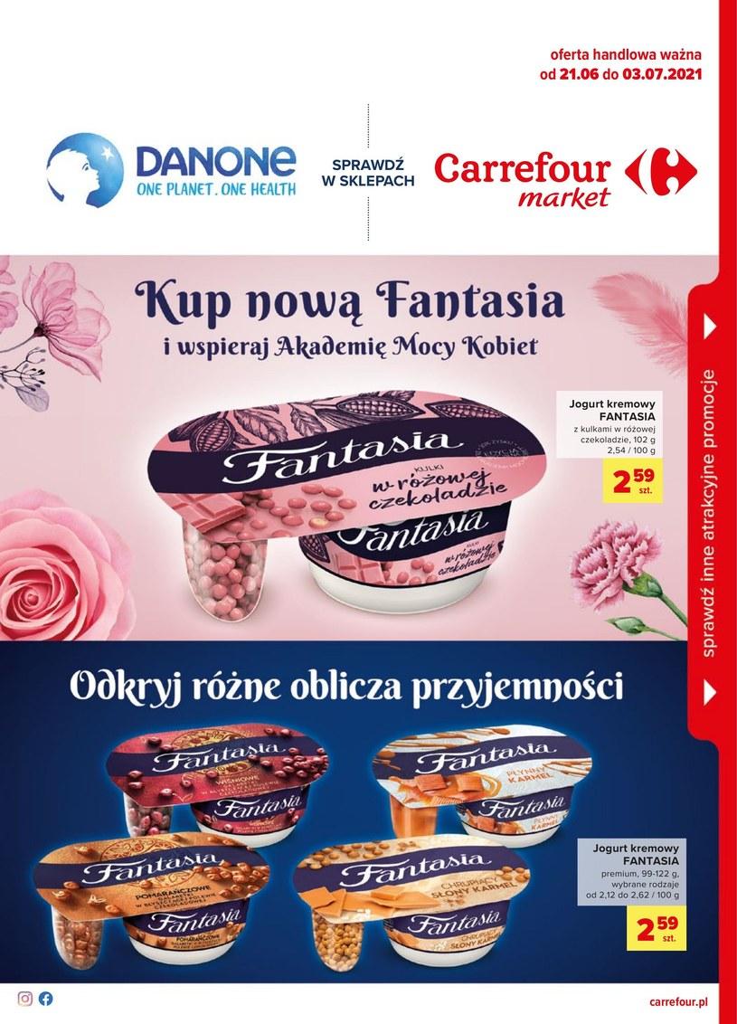 Gazetka promocyjna Carrefour Market - ważna od 21. 06. 2021 do 03. 07. 2021