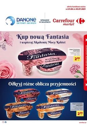 Gazetka promocyjna Carrefour Market - Gazetka promocyjna Carrefour Market