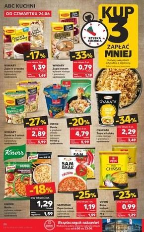 Niskie ceny w Kauflandzie