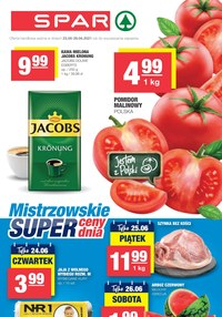 Gazetka promocyjna SPAR - Super oferta w SPAR   - ważna do 29-06-2021