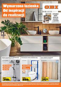 Gazetka promocyjna OBI - Wymarzona łazienka z Obi! - ważna do 06-07-2021
