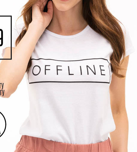 T-shirt Textil Market niska cena
