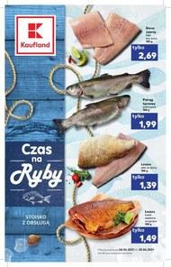 Targ rybny - Kaufland!
