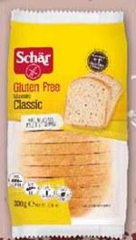 Chleb bezglutenowy Schar