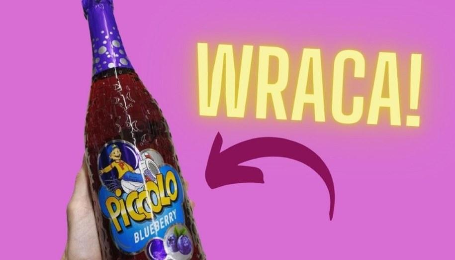 Picollojagodowe, nowy smak wrócił!