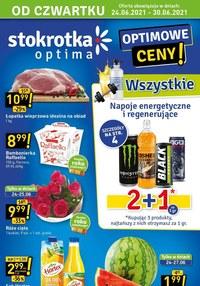 Gazetka promocyjna Stokrotka Optima - Optimowe ceny w Stokrotce!   - ważna do 30-06-2021