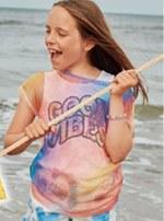 T-shirt dziewczęcy Coccodrillo
