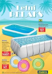 Gazetka promocyjna Makro Cash&Carry - Letni relaks z Makro - ważna do 12-07-2021