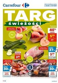 Gazetka promocyjna Carrefour - Carrefour - targ świeżości - ważna do 05-07-2021