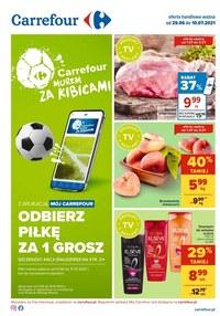 Gazetka promocyjna Carrefour - Oferta handlowa sieci Carrefour - ważna do 10-07-2021