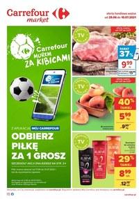 Gazetka promocyjna Carrefour Market - Oferta handlowa Carrefour Market - ważna do 10-07-2021