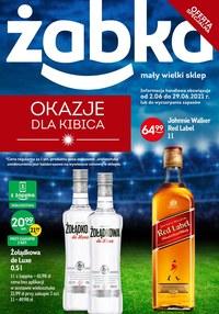 Gazetka promocyjna Żabka - Katalog alkoholowy Żabka - ważna do 29-06-2021