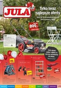 Gazetka promocyjna Jula - Najlepsze oferty w Jula!    - ważna do 04-07-2021