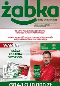 Gazetka promocyjna Żabka - Dzień hot-doga w Żabce - ważna do 06-07-2021