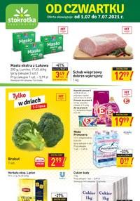 Gazetka promocyjna Stokrotka Supermarket - Sprawdź promocje w Stokrotce!   - ważna do 07-07-2021