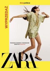 Gazetka promocyjna Zara - Wyprzedaż w Zara!   - ważna do 18-07-2021