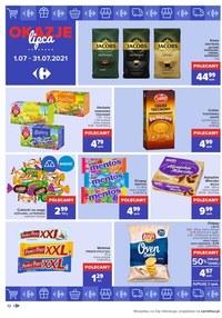 Gazetka promocyjna Carrefour - Carrefour - okazje lipca