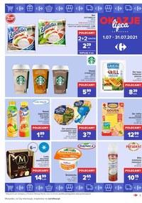 Gazetka promocyjna Carrefour Market - Okazje lipca w Carrefour Market