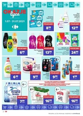 Okazje lipca w Carrefour Market