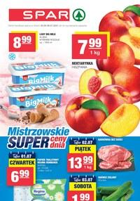 Gazetka promocyjna SPAR - Super ceny w SPAR! - ważna do 06-07-2021