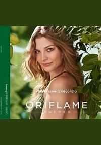 Gazetka promocyjna Oriflame - Szwedzkie lato w Orfilame!   - ważna do 26-07-2021