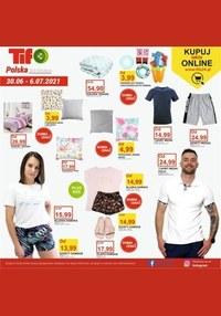 Gazetka promocyjna Tifo - Tifo - sprawdź najnowsze promocje! - ważna do 06-07-2021
