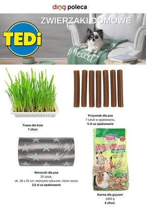 Gazetka promocyjna TEDi - Dla zwierzaków domowych w TEDi