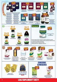 Gazetka promocyjna At - At - farmacja i zdrowa żywność