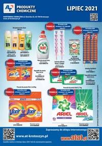 Gazetka promocyjna At - At - produkty chemiczne - ważna do 31-07-2021