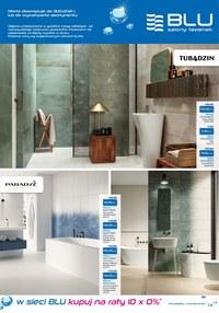 Gazetka promocyjna BLU - Blu - salony łazienek - ważna do 31-10-2021