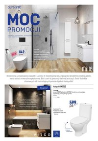 Gazetka promocyjna Cersanit - Cersanit - promocje lipca - ważna do 31-08-2021