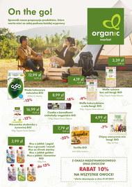Organic - produkty na każdą podróż!