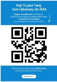 Gazetka promocyjna IKEA - Ikea Łódź - oferta dla klubowiczów