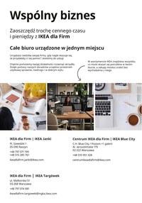 Gazetka promocyjna IKEA - Ikea Warszawa - meble i pomysły na każdą kieszeń