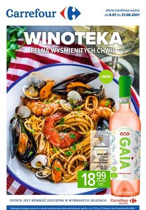 Gazetka promocyjna Carrefour - Carrefour - winoteka