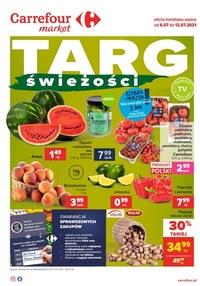 Gazetka promocyjna Carrefour Market - Carrefour Market - targ świeżości - ważna do 12-07-2021