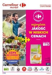 Gazetka promocyjna Carrefour Market - Carrefour Market - Najwyższa jakość w niskich cenach - ważna do 17-07-2021