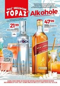 Gazetka promocyjna Topaz - Topaz - oferta z alkoholem - ważna do 31-07-2021