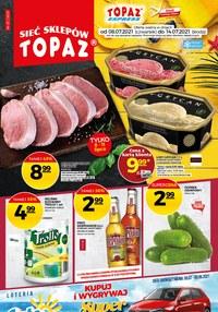 Gazetka promocyjna Topaz - Topaz - nowa oferta promocyjna - ważna do 14-07-2021