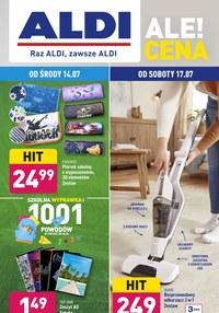 Gazetka promocyjna Aldi - Artykuły przemysłowe w Aldi - ważna do 17-07-2021