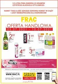 Gazetka promocyjna FRAC - Oferta handlowa Frac - ważna do 10-07-2021